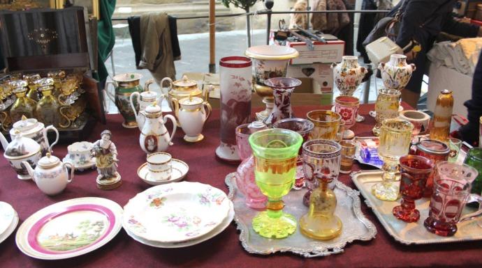 Arezzo glassware & china