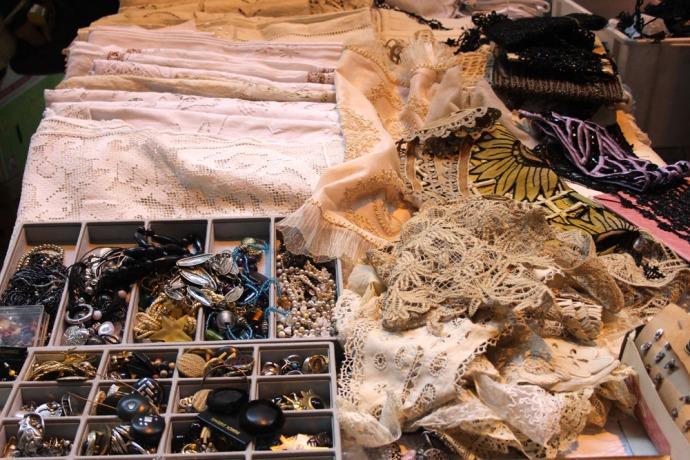 Arezzo lace and trim