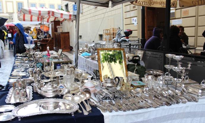 Arezzo silver booth