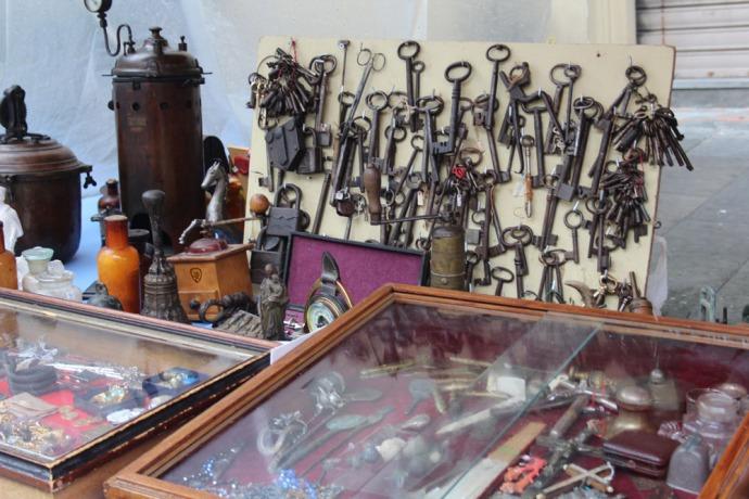Arezzo skeleton keys
