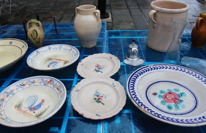 Arezzo stoneware & crocks