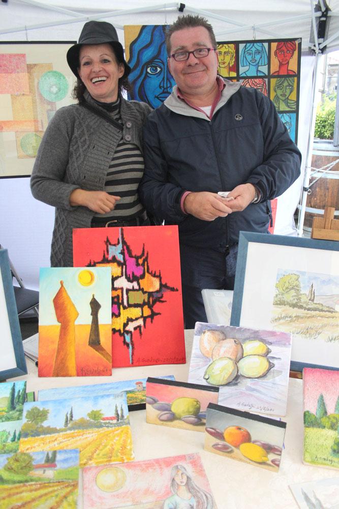 Arezzo watercolor artists