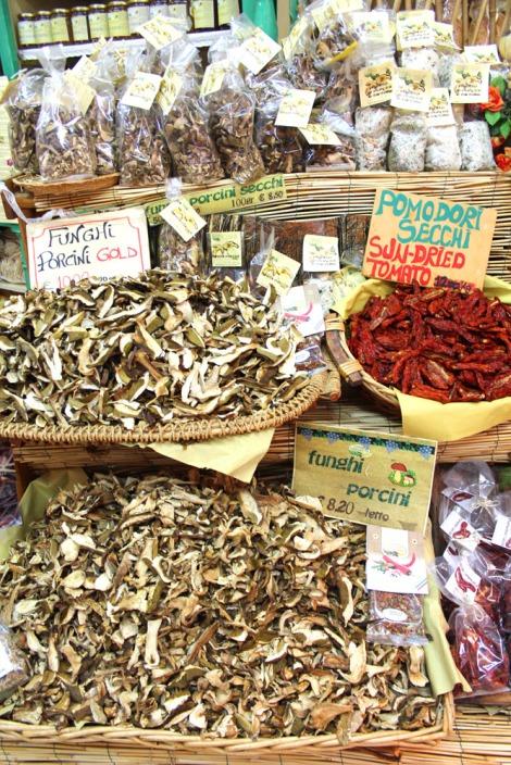Castiglione del Lago dried mushrooms