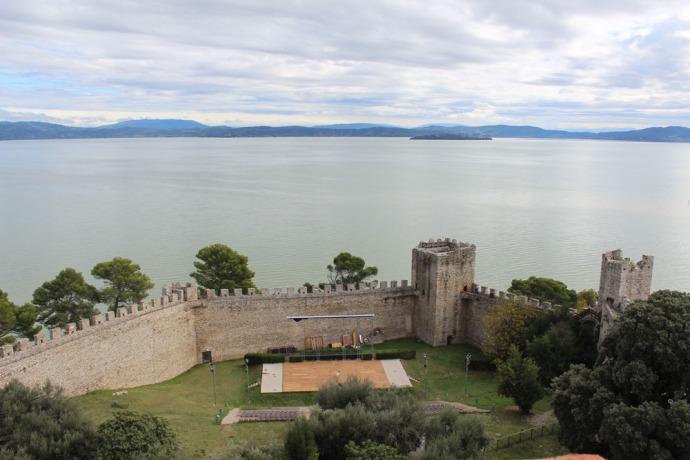 Castiglione del Lago Fortress theater