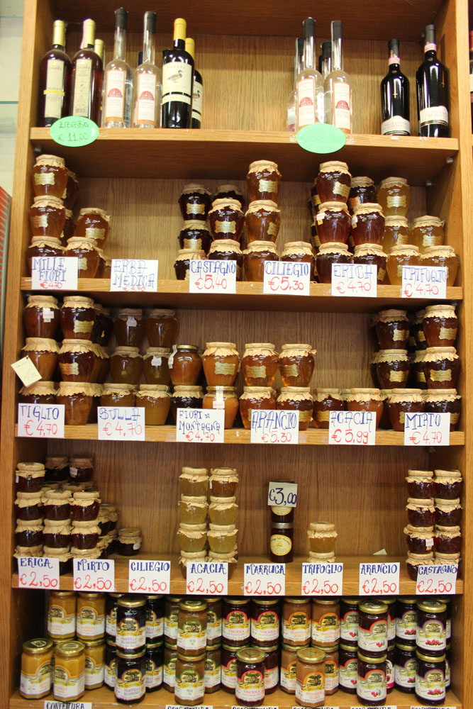 Castiglione del Lago honey