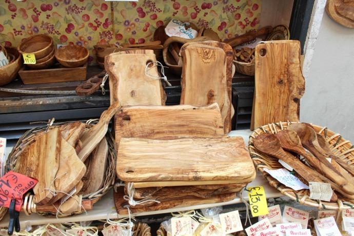 Castiglione del Lago olive boards