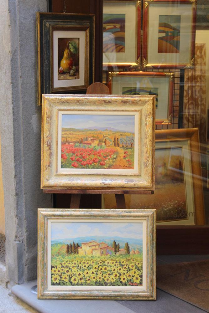 Cortona paintings 1