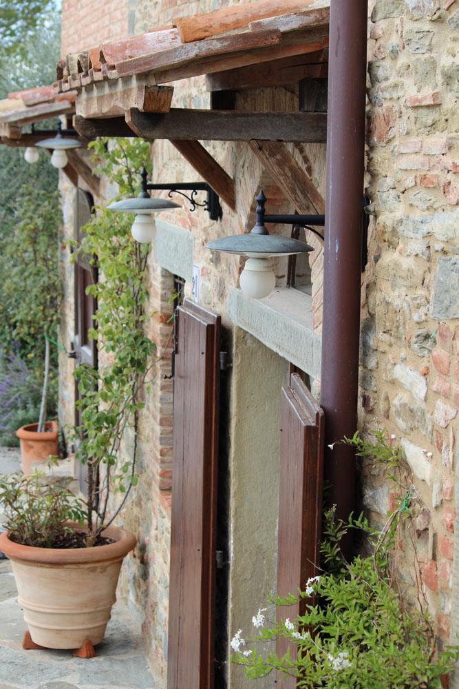 La Mucchia Casa Vacanze vert doorway