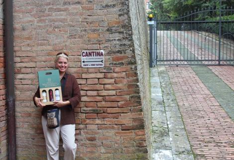 Monte Oliveto Jamie and box set