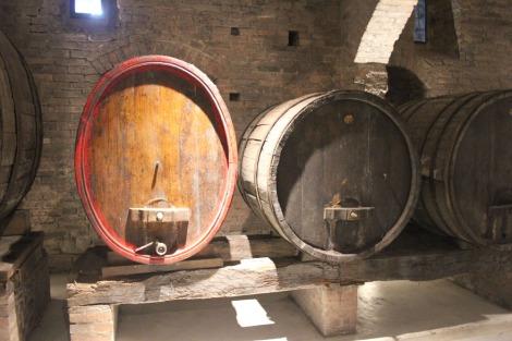 Monte Oliveto liquor casks