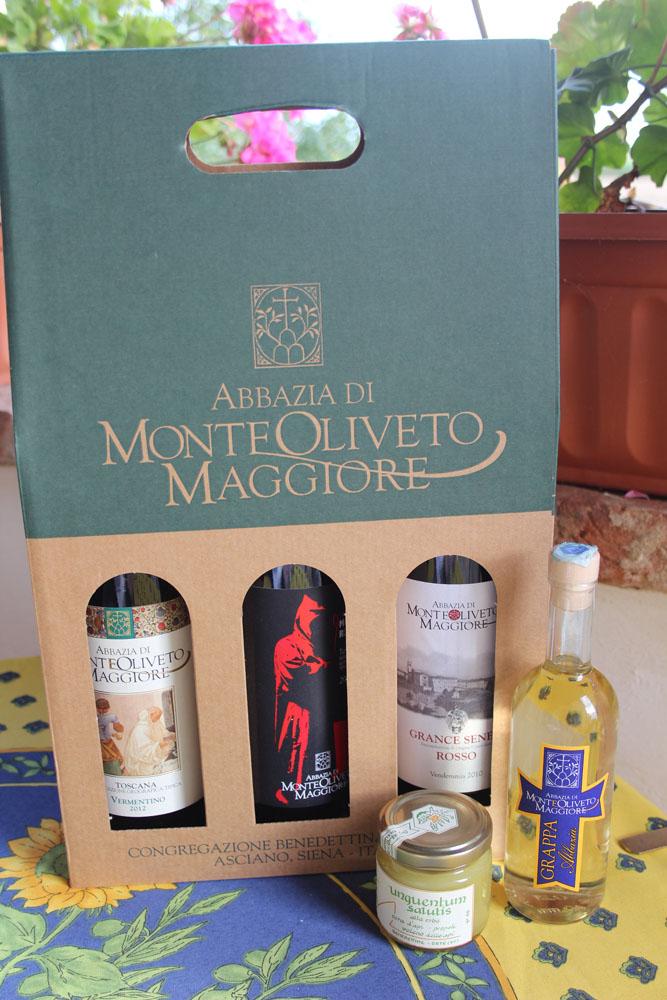 Monte Oliveto purchases