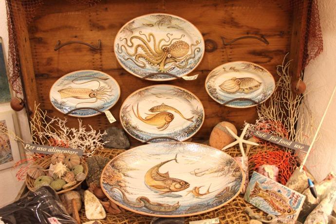 Sorrento Terrerosse plates