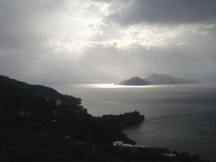 Capri ethereal lights