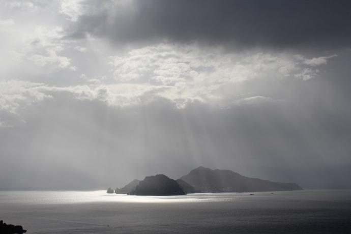 Capri, silver best