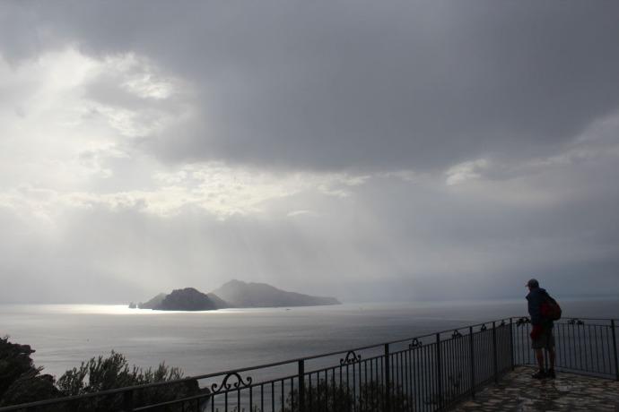 Capri silver, Wally silhouette