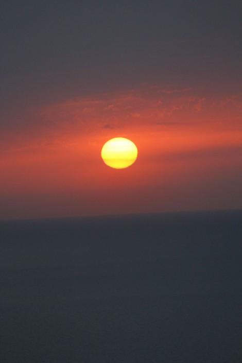 Erca Sunset vert sun & dark