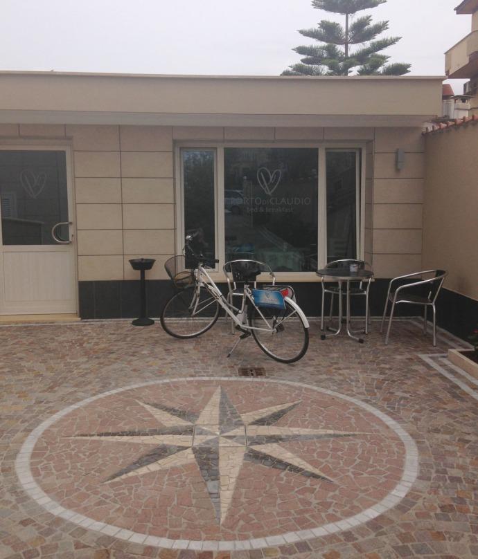 Fiumicino Porto Di Claudio breakfast room