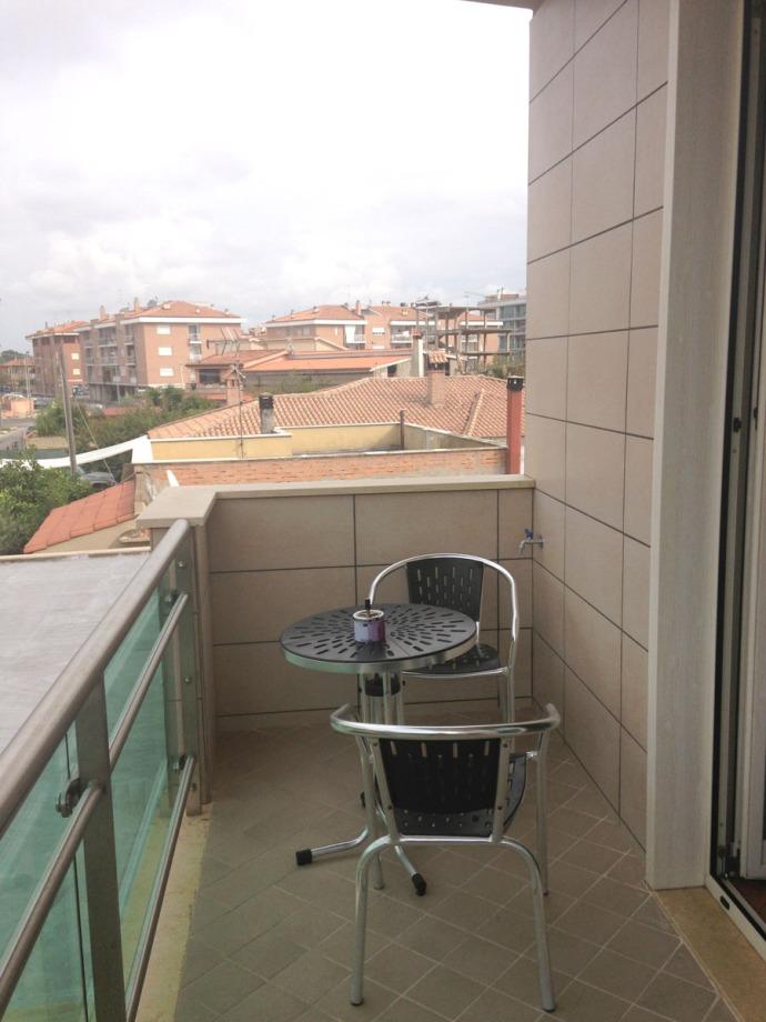 Fiumicino Porto Di Claudio hotel balcony