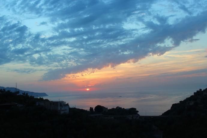 Massa, Sunset 2 from afar