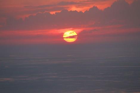 Massa, Sunset 2 sun & water