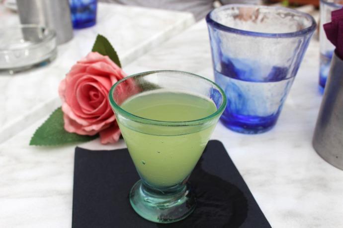 Positano La Brezza limoncello & rose