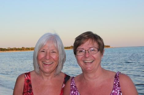 B.C. sisters