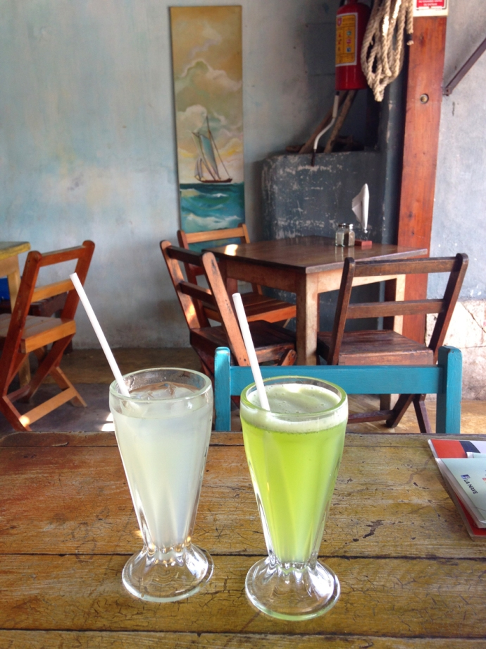 La Nave drinks