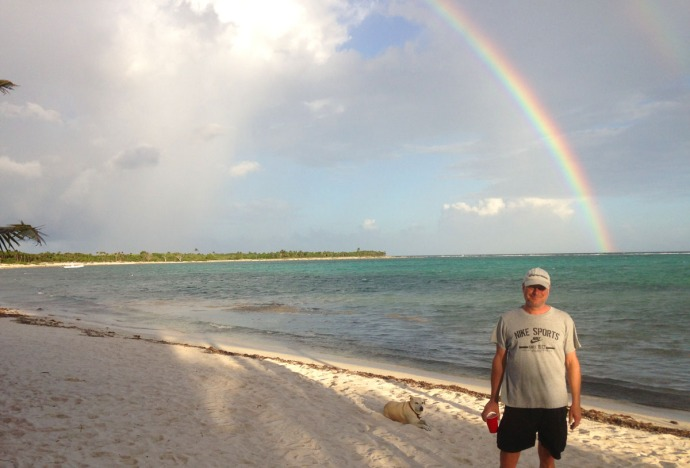 Soliman rainbow, Wally & Mimi