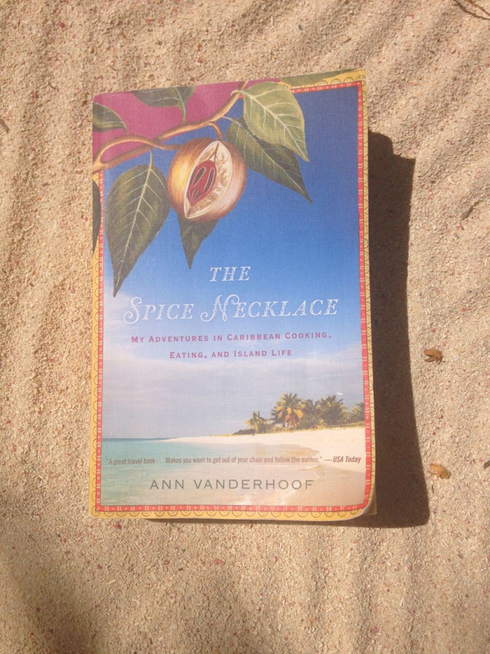 Spice Necklace book