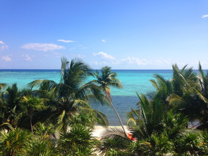 Tropical view of heaven, Soliman Bay