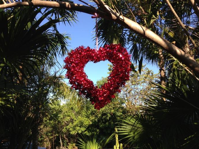 Valentines heart, Uxibal