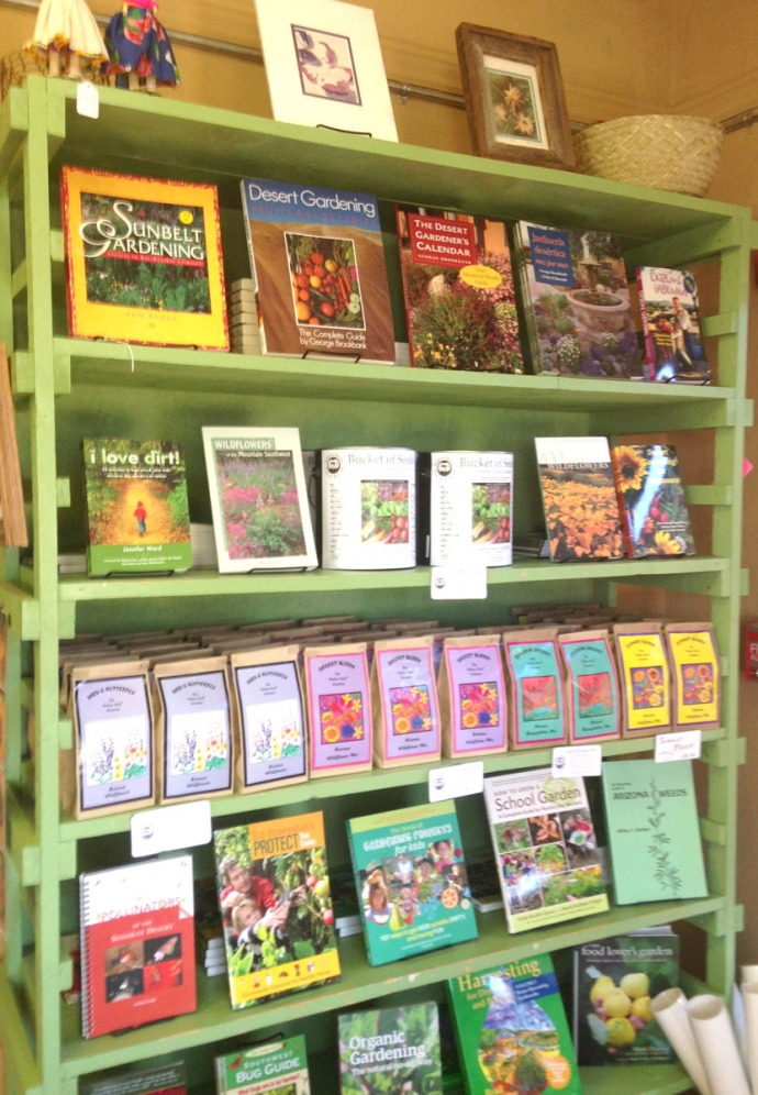 Native Seed Search book display