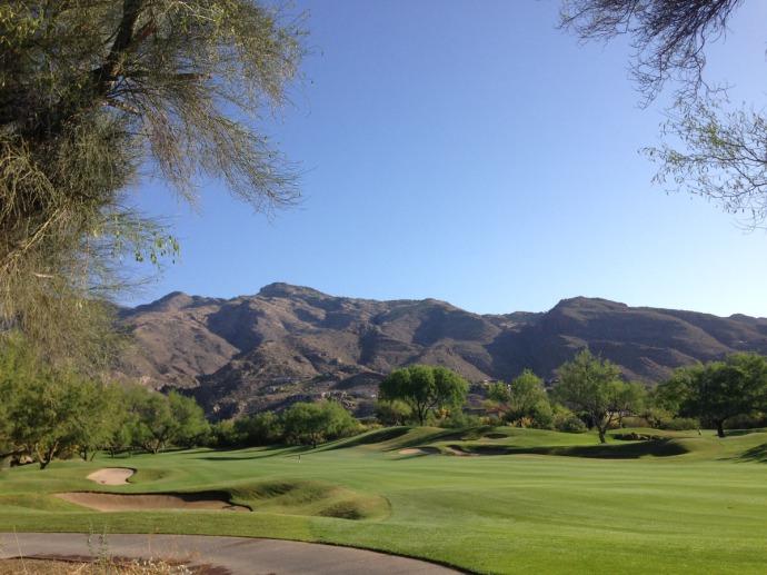 Ventana Canyon Canyon Course, mtn view