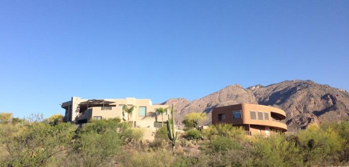 Ventana Canyon Kolb Rd houses