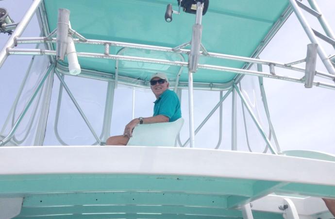 Albatross Fleet, Capt Ernie Foster