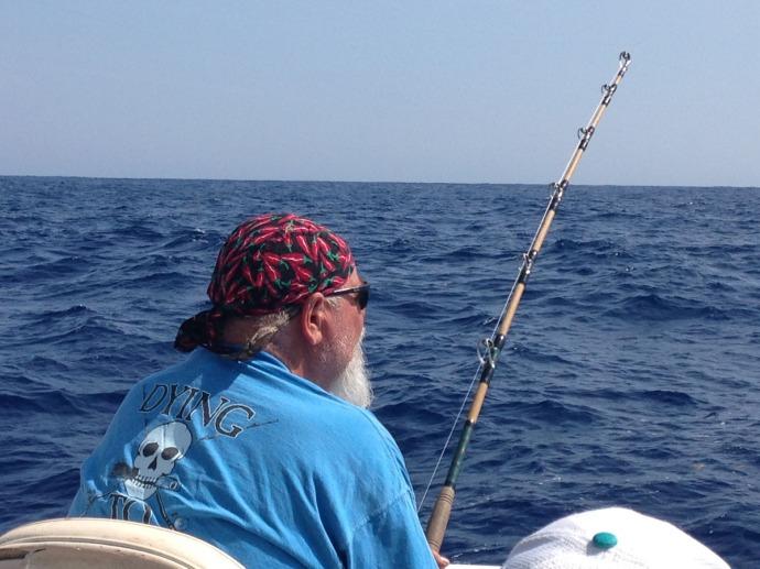 Albatross Fleet, Harvey first fish