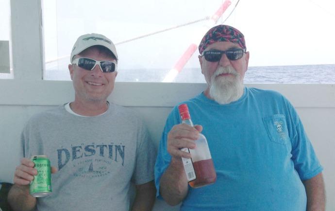 Albatross Fleet, Wally & Harvey whisky