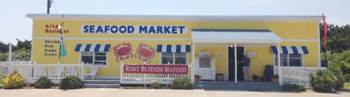Avon, Risky Business Seafood building