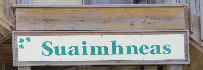 Frisco, Suaimhneas sign