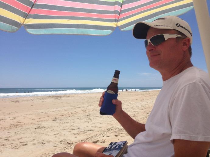 Frisco, Wally beach umbrella