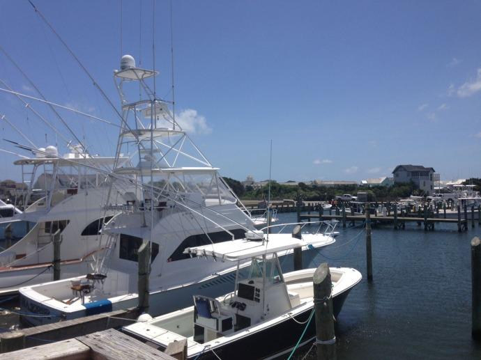 Hatteras, Billfish marina boats