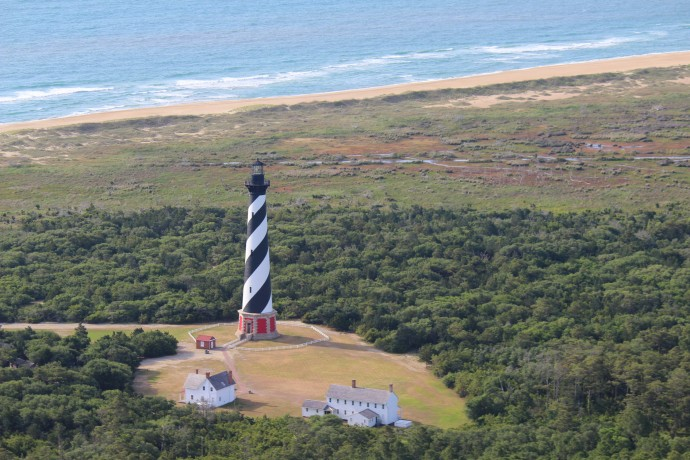 Hatteras Lighthouse hori best 1