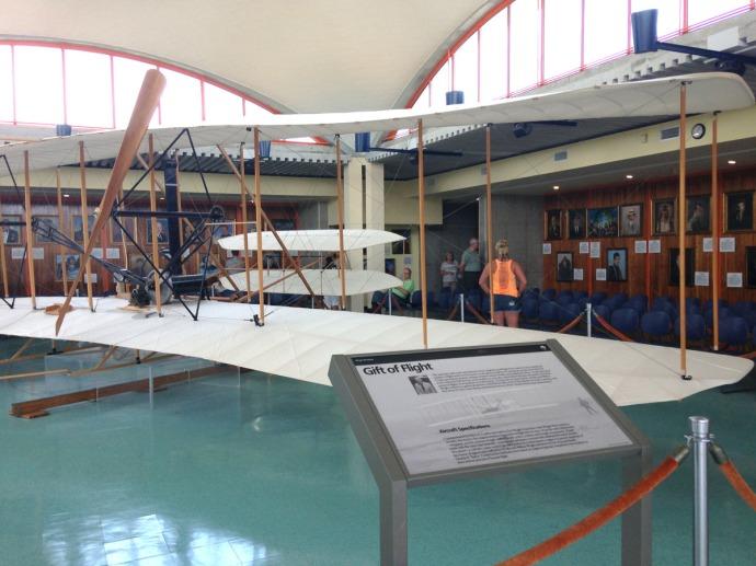 Wright Bros plane