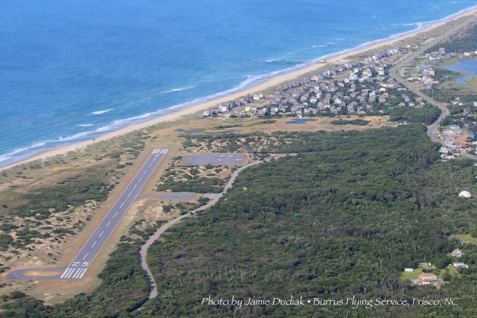 Billy Mitchell airport aerial 1, water view