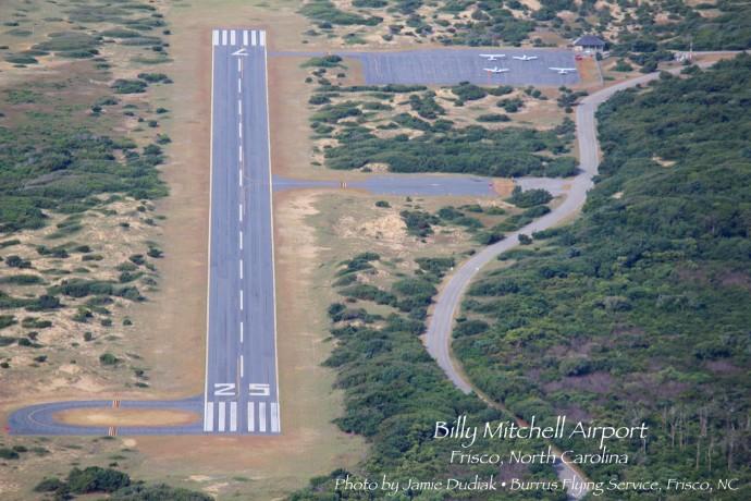 Billy Mitchell Airport hori view