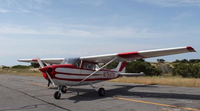 Hatteras Burrus plane