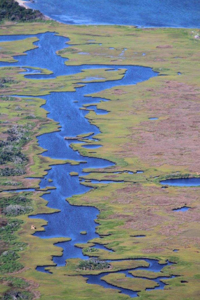 Hatteras meandering waterway vert