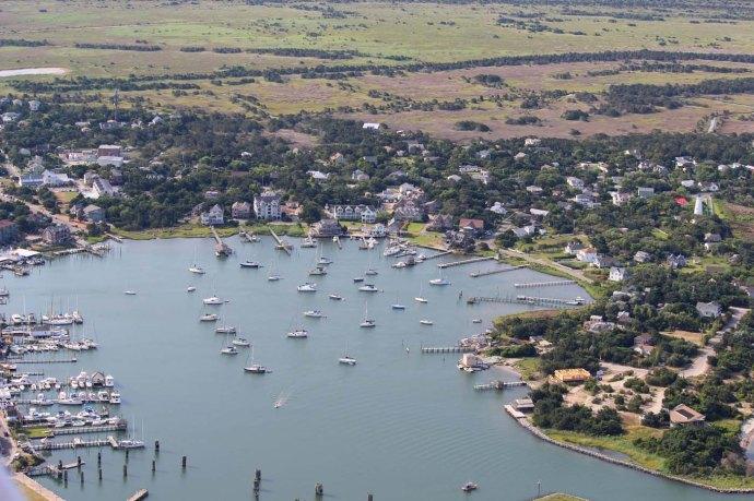 Orcacoke harbor