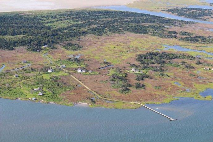 Orcacoke historic farm & dock
