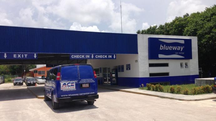Blueway car rental